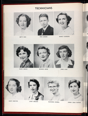 Page 14, 1954 Edition, University of Arkansas for Medical Sciences - Caduceus Yearbook (Little Rock, AR) online yearbook collection