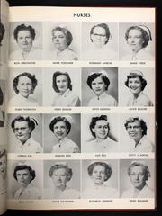 Page 15, 1954 Edition, University of Arkansas for Medical Sciences - Caduceus Yearbook (Little Rock, AR) online yearbook collection