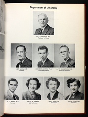 Page 17, 1954 Edition, University of Arkansas for Medical Sciences - Caduceus Yearbook (Little Rock, AR) online yearbook collection