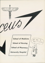 Page 7, 1957 Edition, University of Arkansas for Medical Sciences - Caduceus Yearbook (Little Rock, AR) online yearbook collection