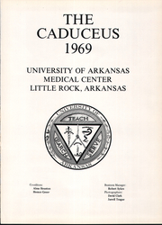 Page 5, 1969 Edition, University of Arkansas for Medical Sciences - Caduceus Yearbook (Little Rock, AR) online yearbook collection