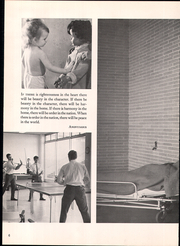 Page 10, 1970 Edition, University of Arkansas for Medical Sciences - Caduceus Yearbook (Little Rock, AR) online yearbook collection