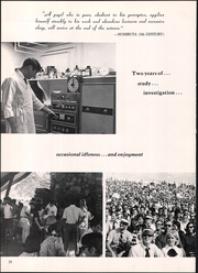 Page 14, 1971 Edition, University of Arkansas for Medical Sciences - Caduceus Yearbook (Little Rock, AR) online yearbook collection