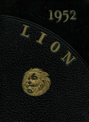 Page 1, 1952 Edition, University of Arkansas at Pine Bluff - Golden Lion Yearbook (Pine Bluff, AR) online yearbook collection