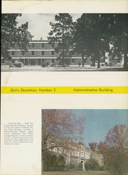 Page 13, 1952 Edition, University of Arkansas at Pine Bluff - Golden Lion Yearbook (Pine Bluff, AR) online yearbook collection