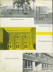 Page 14, 1952 Edition, University of Arkansas at Pine Bluff - Golden Lion Yearbook (Pine Bluff, AR) online yearbook collection