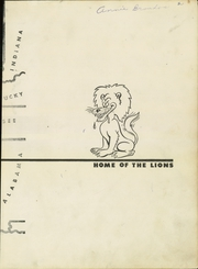Page 3, 1952 Edition, University of Arkansas at Pine Bluff - Golden Lion Yearbook (Pine Bluff, AR) online yearbook collection