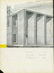 Page 6, 1952 Edition, University of Arkansas at Pine Bluff - Golden Lion Yearbook (Pine Bluff, AR) online yearbook collection