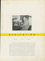 Page 9, 1952 Edition, University of Arkansas at Pine Bluff - Golden Lion Yearbook (Pine Bluff, AR) online yearbook collection