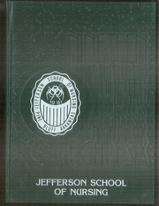 1986 Edition, Jefferson School of Nursing - Yearbook (Pine Bluff, AR)