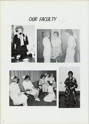 Page 10, 1986 Edition, Jefferson School of Nursing - Yearbook (Pine Bluff, AR) online yearbook collection
