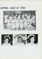 Page 13, 1986 Edition, Jefferson School of Nursing - Yearbook (Pine Bluff, AR) online yearbook collection