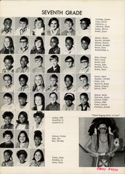 Page 12, 1971 Edition, Blytheville East Junior High School - Brave Yearbook (Blytheville, AR) online yearbook collection