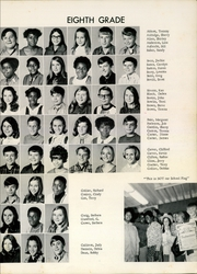 Page 17, 1971 Edition, Blytheville East Junior High School - Brave Yearbook (Blytheville, AR) online yearbook collection