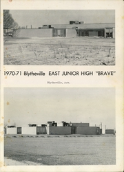 Page 3, 1971 Edition, Blytheville East Junior High School - Brave Yearbook (Blytheville, AR) online yearbook collection