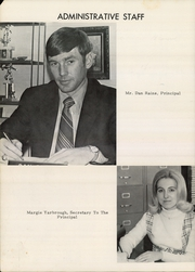 Page 6, 1971 Edition, Blytheville East Junior High School - Brave Yearbook (Blytheville, AR) online yearbook collection