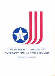 Page 5, 1979 Edition, Jefferson Preparatory School - Patriot Yearbook (Pine Bluff, AR) online yearbook collection
