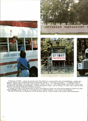 Page 6, 1979 Edition, Jefferson Preparatory School - Patriot Yearbook (Pine Bluff, AR) online yearbook collection