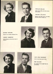 Page 17, 1952 Edition, Huntsville State Vocational School - Eagle Yearbook (Huntsville, AR) online yearbook collection