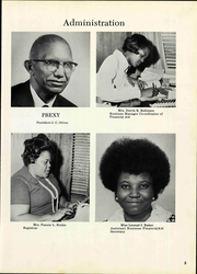 Page 11, 1973 Edition, Arkansas Baptist College - Buffalo Yearbook (Little Rock, AR) online yearbook collection