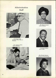 Page 12, 1973 Edition, Arkansas Baptist College - Buffalo Yearbook (Little Rock, AR) online yearbook collection