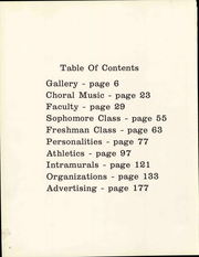 Page 8, 1975 Edition, Southern Baptist College - Southerner Yearbook (Walnut Ridge, AR) online yearbook collection