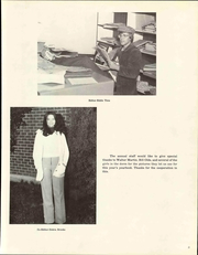 Page 9, 1975 Edition, Southern Baptist College - Southerner Yearbook (Walnut Ridge, AR) online yearbook collection