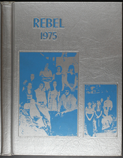 1975 Edition, England Academy - Rebel Yearbook (England, AR)