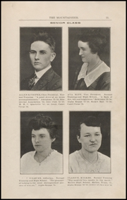 Page 15, 1919 Edition, Mountain Home College - Mountaineer Yearbook (Mountain Home, AR) online yearbook collection