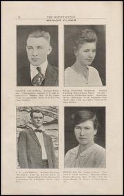 Page 16, 1919 Edition, Mountain Home College - Mountaineer Yearbook (Mountain Home, AR) online yearbook collection