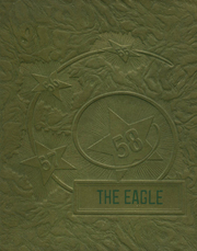 1958 Edition, Ash Flat High School - Eagle Yearbook (Ash Flat, AR)