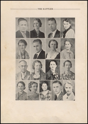 Page 12, 1936 Edition, Magazine High School - Diamond Back Yearbook (Magazine, AR) online yearbook collection