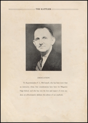 Page 8, 1936 Edition, Magazine High School - Diamond Back Yearbook (Magazine, AR) online yearbook collection