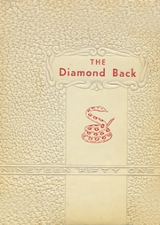 1951 Edition, Magazine High School - Diamond Back Yearbook (Magazine, AR)
