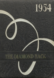 1954 Edition, Magazine High School - Diamond Back Yearbook (Magazine, AR)