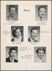 Page 16, 1954 Edition, Magazine High School - Diamond Back Yearbook (Magazine, AR) online yearbook collection
