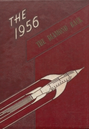 1956 Edition, Magazine High School - Diamond Back Yearbook (Magazine, AR)
