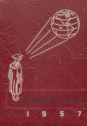 1957 Edition, Magazine High School - Diamond Back Yearbook (Magazine, AR)