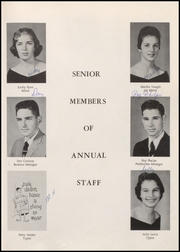 Page 9, 1959 Edition, Magazine High School - Diamond Back Yearbook (Magazine, AR) online yearbook collection