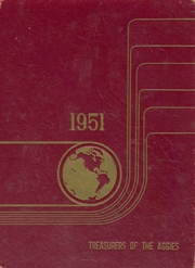 1951 Edition, Bruno High School - Treasurers Yearbook (Bruno, AR)