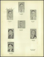 Page 8, 1951 Edition, Bruno High School - Treasurers Yearbook (Bruno, AR) online yearbook collection