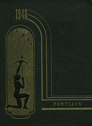 1948 Edition, Portia High School - Pontiacs Yearbook (Portia, AR)