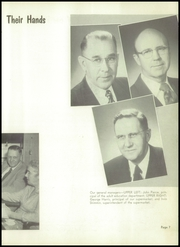 Page 11, 1953 Edition, William S Hart High School - Tomahawk Yearbook (Newhall, CA) online yearbook collection