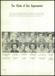Page 12, 1953 Edition, William S Hart High School - Tomahawk Yearbook (Newhall, CA) online yearbook collection