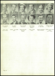 Page 14, 1953 Edition, William S Hart High School - Tomahawk Yearbook (Newhall, CA) online yearbook collection