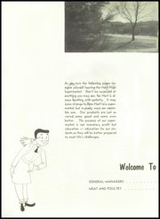 Page 6, 1953 Edition, William S Hart High School - Tomahawk Yearbook (Newhall, CA) online yearbook collection