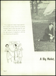 Page 8, 1953 Edition, William S Hart High School - Tomahawk Yearbook (Newhall, CA) online yearbook collection