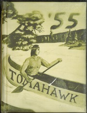 1955 Edition, William S Hart High School - Tomahawk Yearbook (Newhall, CA)