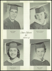 Page 10, 1956 Edition, William S Hart High School - Tomahawk Yearbook (Newhall, CA) online yearbook collection