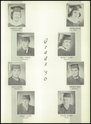 Page 11, 1956 Edition, William S Hart High School - Tomahawk Yearbook (Newhall, CA) online yearbook collection